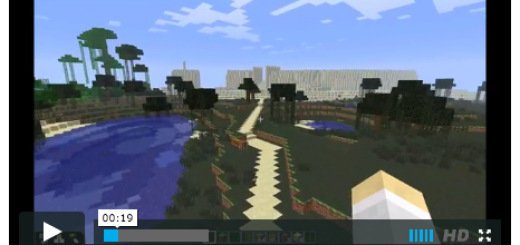 Past Minecraft Projects