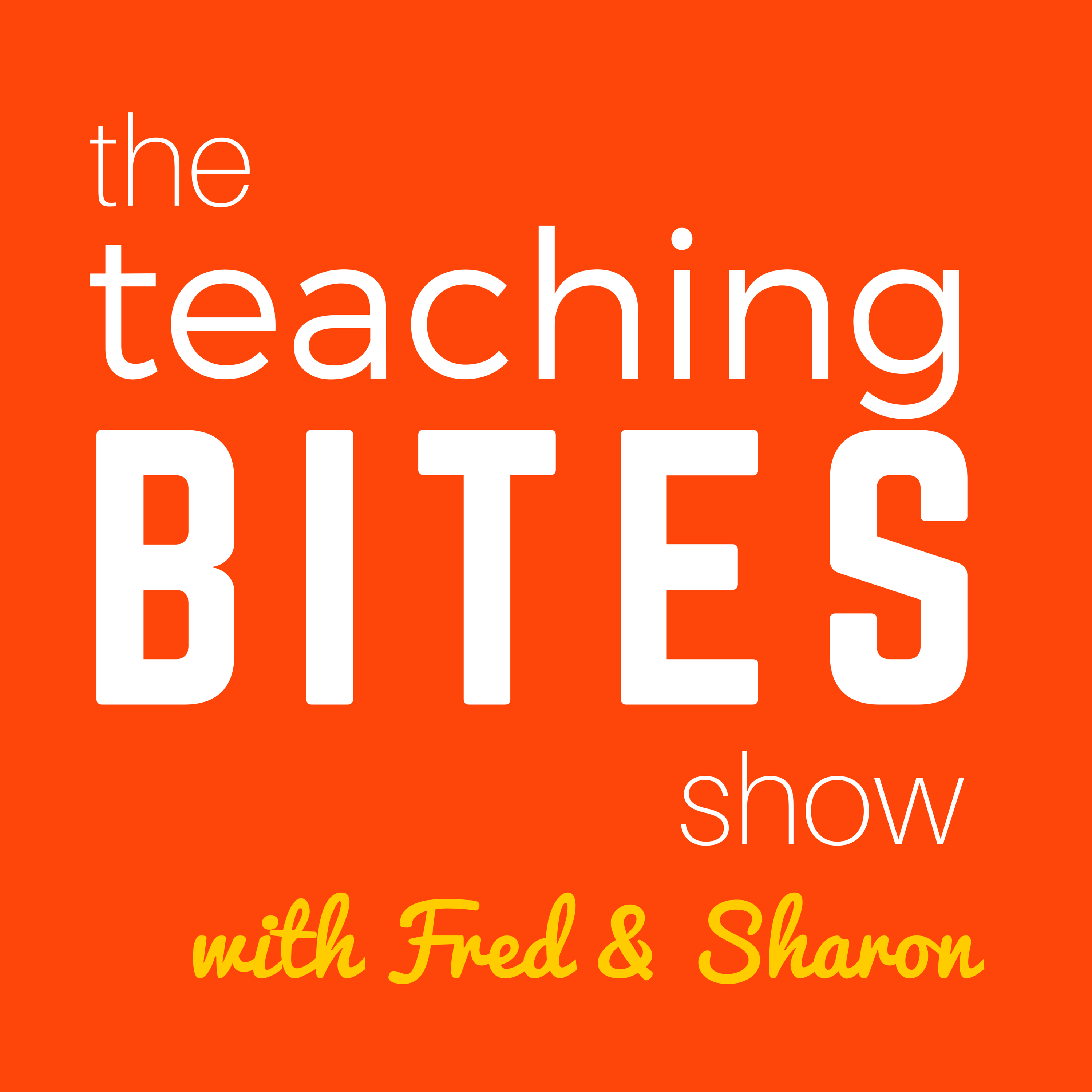 The Teaching Bites Show Podcast